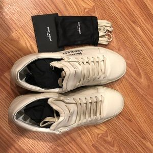 Authentic Saint Laurent Sneakers